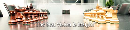 Advantage Research - The best vision is insight